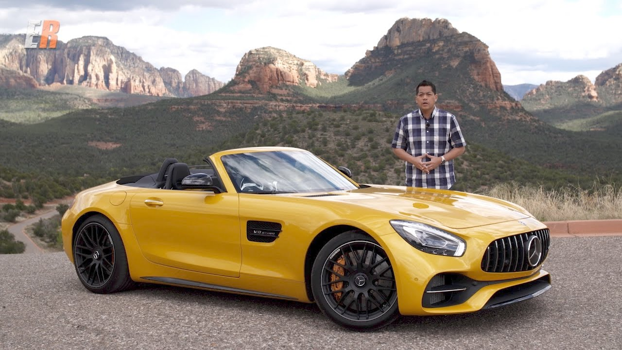 2018 Mercedes-AMG GT C Review