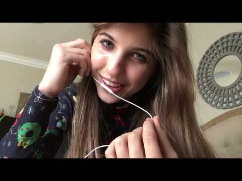 ASMR For those that don't LOVE the holidays ~ Soft Spoken Ramble/Affirmations/Kisses/Hand Movements