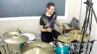 Download Katy Perry (feat. Skip Marley) - Chained to the Rhythm - Drum Cover - Studio Quality (HD) MP3 song and Music Video