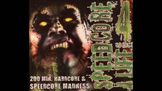 Gambar cover Speedcore 4 Life Vol.4 CD3