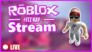 🔴ROBLOX GAMES WITH SUBSCRIBERS - You Choose The Game! - Roblox Live
