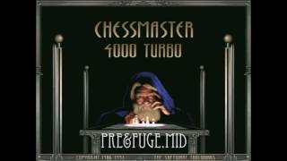 Chessmaster 4000 Turbo: PRE&FUGE.MID