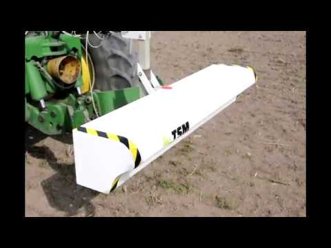 Variable Depth Tillage with Topsoil Mapper (TSM), AUTOdepth and a Horsch Terrano 5 fm