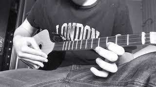 Обучение на 1 струне:Океан Ельзи «Обiйми» на грузинском народном инструменте. Читайте описание!