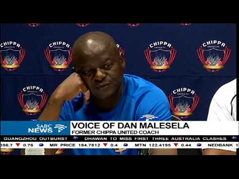 Tebogo Moloi appointed Chippa United care-taker coach