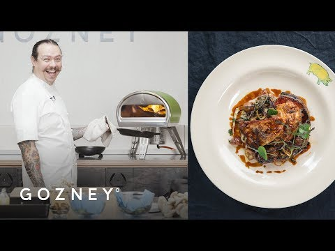 Pheasant Breast With Oyster Mushrooms | Guest Chef: James Golding | Gozney