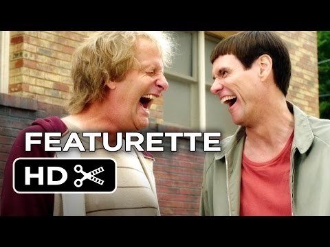 Dumb and Dumber To Featurette  A Look Inside 2014  Jim Carrey, Jeff Daniels Movie HD