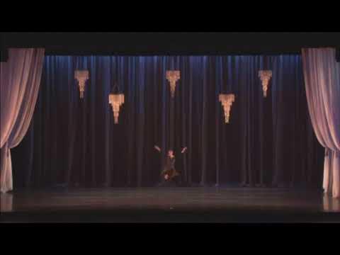 Harry Pickering - Variation from La Sylphide