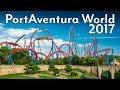 Portaventura world ferrari land vlog 2017 mp3