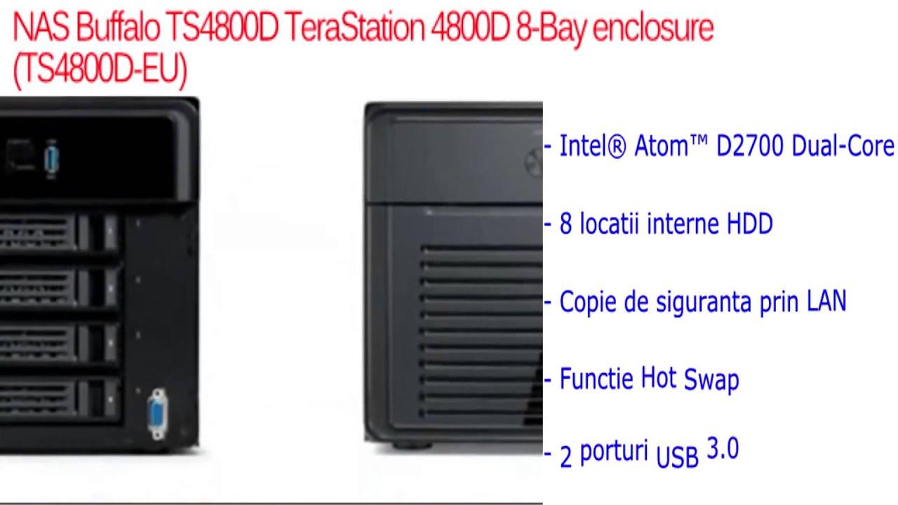 Buffalo TS4800D NAS Windows 8 X64