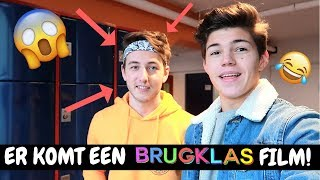 JEREMY SPEELT IN DE BRUGKLAS FILM! | Vincent Visser