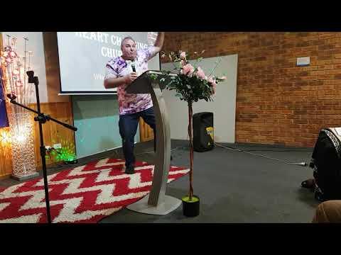 JUST GO. Pastor Peter at Heart changing Church Pakenham Australia 24/09/17