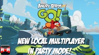 Angry Birds Go! - New Update Local Multiplayer - iOS / Android - Gameplay Video