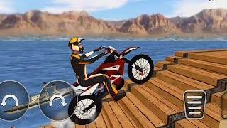 EXTREME TRICKY WHEELS BIKE STUNTS GAMES #Dirt Motor Cycle Games #Bike Games 3D #Games For Android