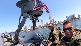 A DAY IN THE NAVY: MAGNITUDE OF THE US NAVY