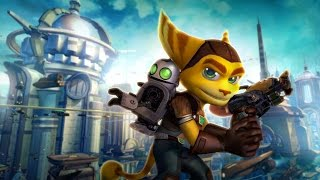 Ratchet and Clank PS4: Fighting a Massive New Boss