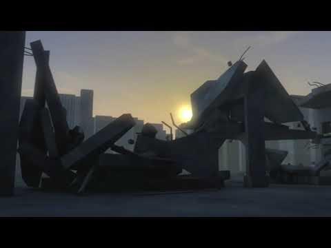 Megaquake 10.0 Animation/VFX Montage