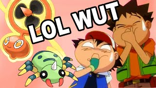 RIDICULOUS Pokemon Game Logic - 15 Funny & Ironic Facts (ft. Pokemon Insider)