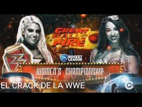 WWE GREAT BALLS OF FIRE 2017 HIGHLIGHTS HD