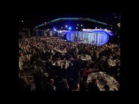 Sandra Oh Wins Best Supporting Actress TV Series Drama - Golden Globes 2006