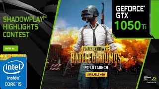 PUBG : 3.8 patch | GTX 1050TI 4GB | optimal settings