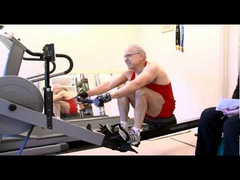 500 Metres Indoor Rowing Concept 2 World Record 70-79 Class