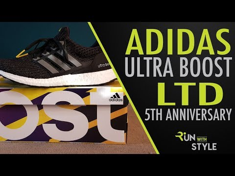 922d1d01b1e Adidas Ultra Boost LTD 5th Anniversary First Impressions