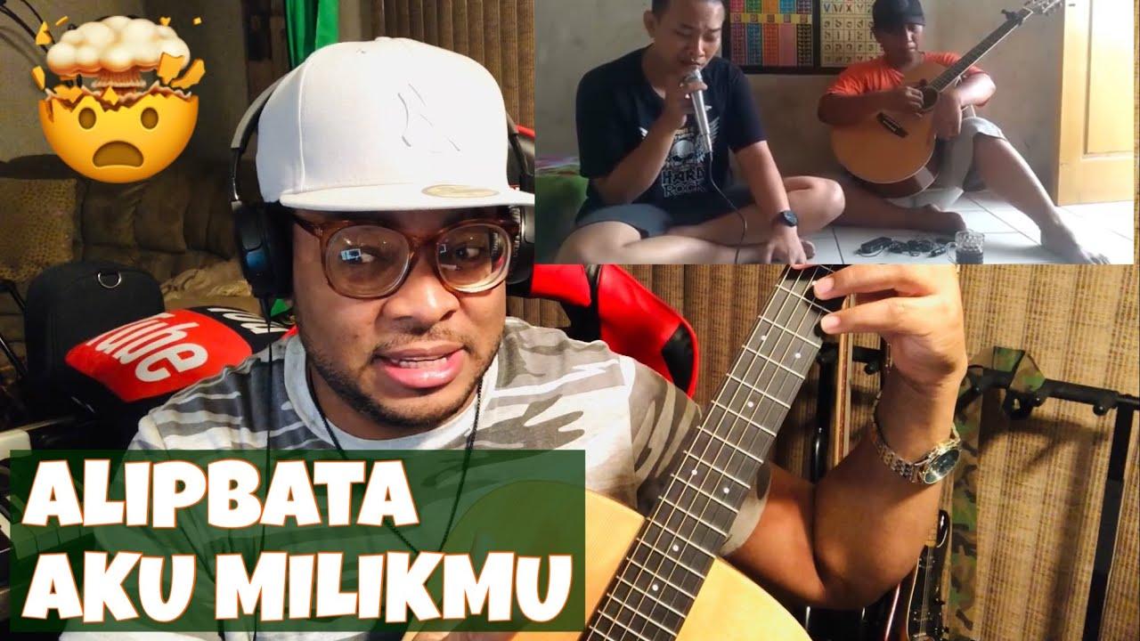 MUSICIAN REACTS TO - ALIPBATA - Aku milikmu - Dewa 19 (akustik cover)