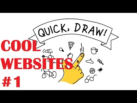 Cool websites 1 quick draw google ai guesses drawings for Cool drawing websites