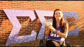Tri Sigma - High Point University 2013