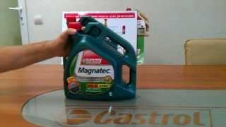 Моторное масло Castrol Magnatec 10W40 A3/B4