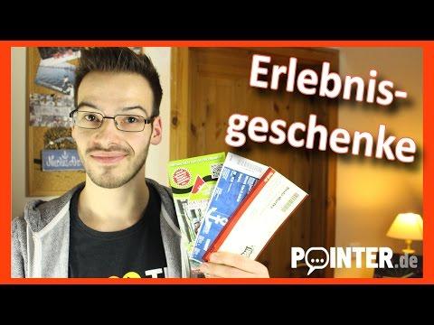 Patrick vloggt - Erlebnisgeschenke für Freunde & Familie