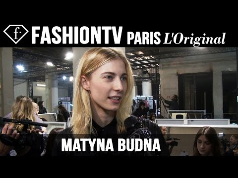 Martyna Budna: My Look Today | Model Talk | FashionTV