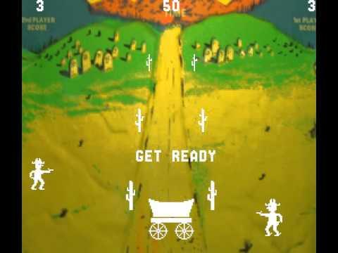 Boot Hill - Um legítimo videogame dos anos 70 do Velho Oeste Hqdefault
