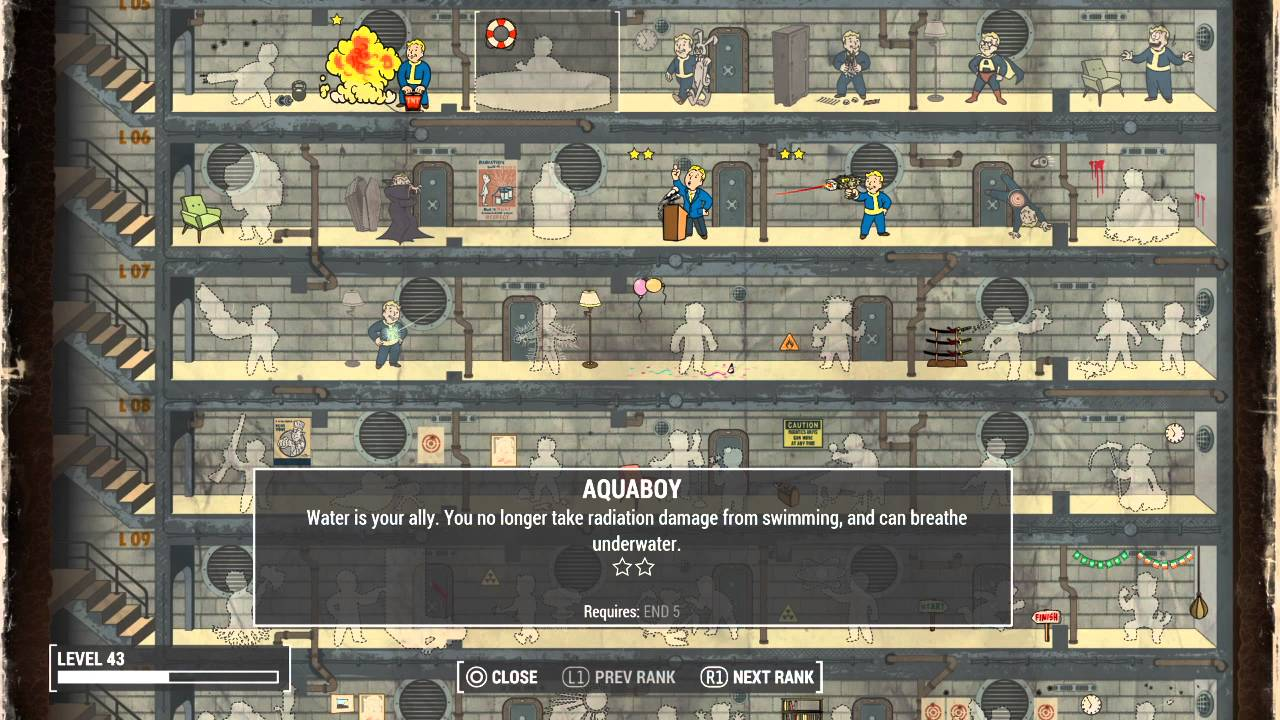 Fallout 4 Skillung Zurücksetzen