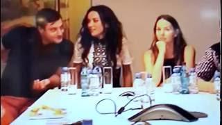 Видео-конференция с актерами сериала «Мамочки» телеканала СТС, второй сезон – фрагменты(1)