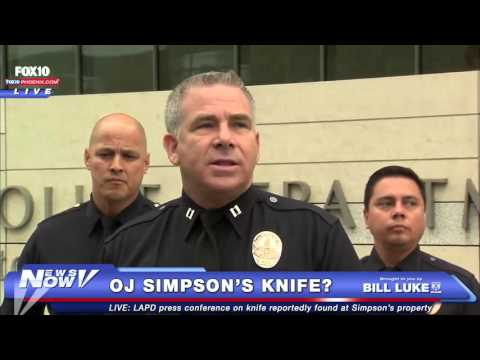 lapd news conference live