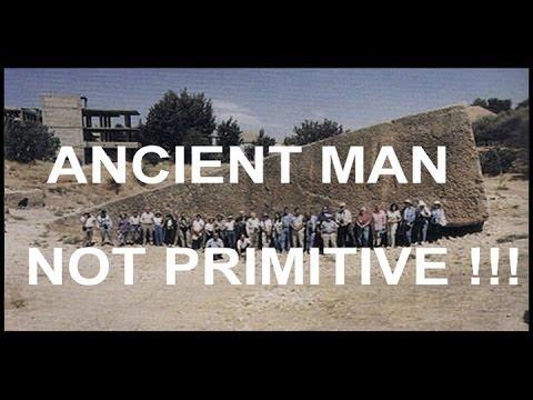 DEAD MEN'S SECRETS (Full Length) 1of3 Ancient Tech & Structures Prove Ancient Man was NOT primitive