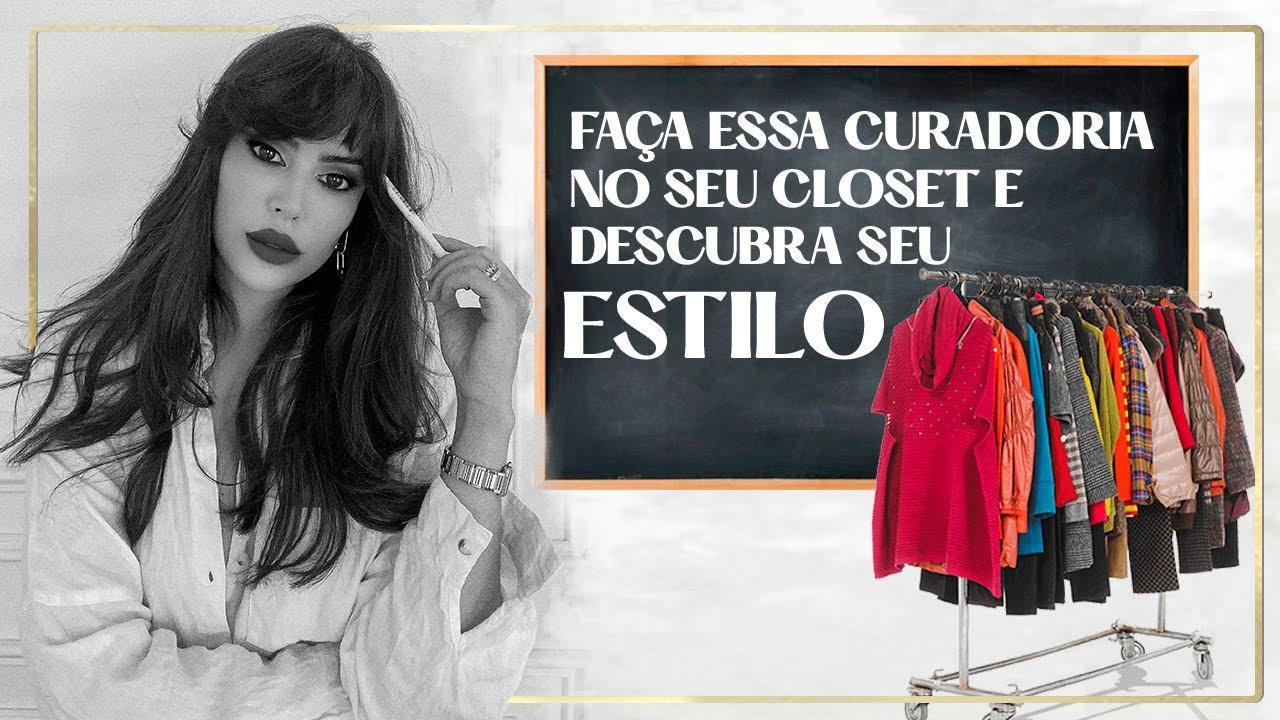 Faça esse EXPERIMENTO NO SEU CLOSET e NUNCA MAIS ERRE ao comprar roupa | Renata Meins