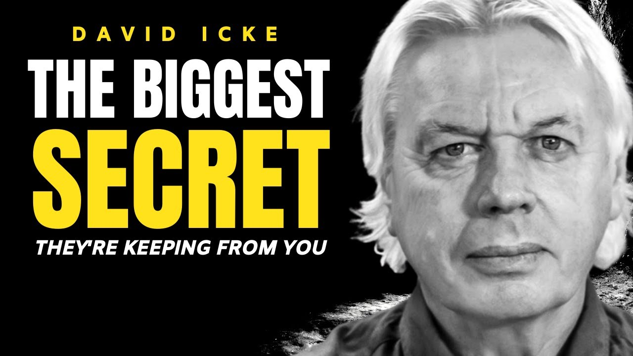 David Icke 2020 | The Biggest Secret They're Keeping From You