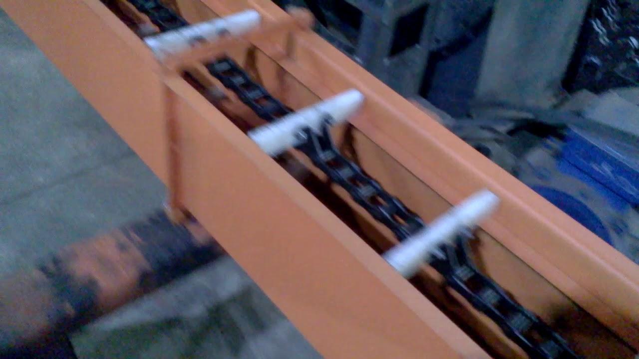 Скребковый транспортер навозоудаления патенты для ленточного конвейера