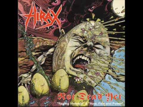 Hirax -Call Of The Gods