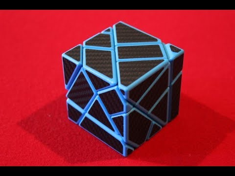Ghost Cube -- Part 3 of 3