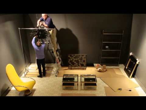 Behind the Scenes in Sotheby's Designer Showhouse