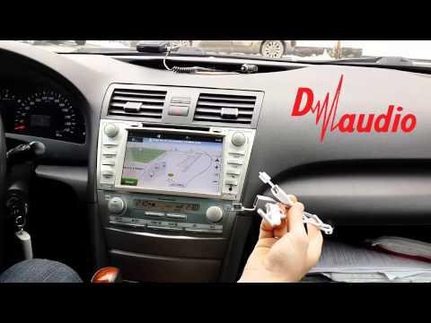 Штатное головное устройство Toyota Camry (2006-2011) Winca C064