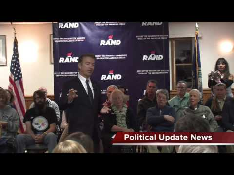 FULL Rand Paul Speech on Capitalism in New Hampshire