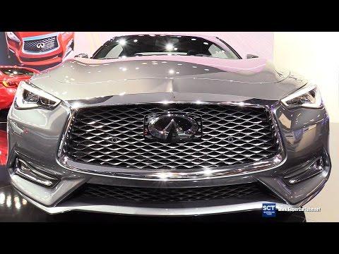 2018 Infiniti Q60 AWD - Exterior and Interior Walkaround - 2017 New York Auto Show