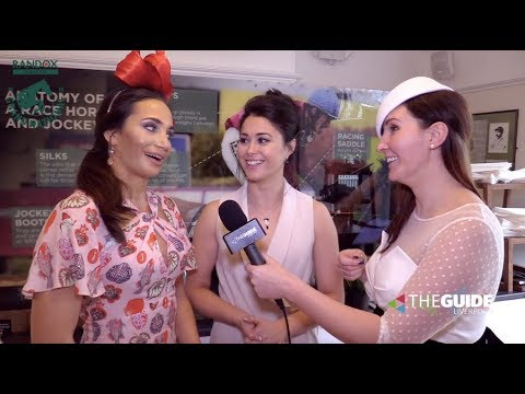 Sam Quek and Laura Wright talk Ladies Day Style and Grand National Winners | The Guide Liverpool