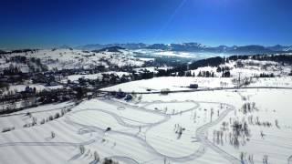 Zawody w biegach narciarskich  z okazji 169 Rocznicy Powstania Chochołowskiego