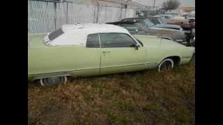 69-73 CHRYSLER IMPERIAL CARS IN BARNS